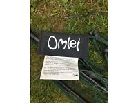 Omlet chicken fence