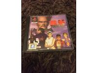 PlayStation 1 boxed TEKKEN 2 game. Good condition