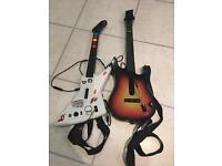 Xbox 360 Guitar Hero Guitars 🎸