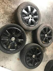16 inch vw Passat wheels