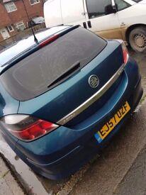 Vauxhall Astra 1.7cdti 2008 78k miles !