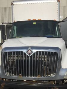 Straight Truck for sale with Job