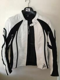 Frank Thomas Lady Rider bike jacket size 10