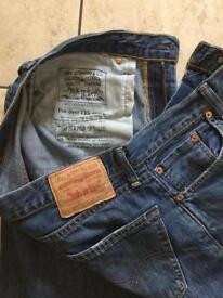 Levi Jeans Men's Levi's 505 W30 x L32 excellent condition