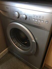 Washing machine and condenser dryer