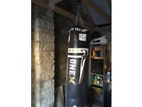 OneX boxing heavy bag