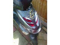 50cc aprilia rs replica