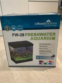 Freshwater Aquarium - Great starter kit. AllPondSolutions FW-29