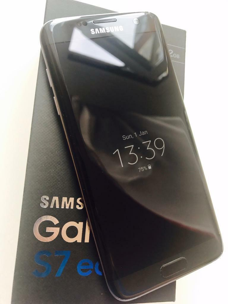 New Samsung Galaxy S7 Edge Black Onyx SWAP or SALEin Acton, LondonGumtree - HiFOR SWAPNew Samsung Galaxy S7 Edge 32GB Black Onyx O2 Griffgaff Network Only £10 To Get Unlocked Only 5 Days Old Immaculate Condition Comes With Original Box & Unused Charger Samsung Flip Case Worth £45, If Interested Please Contact Me Collection...