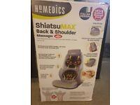 Homedics massager max, brand new
