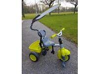 Little Tikes Green and Grey Trike