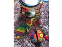 Musical toy bundle