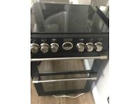 Stoves electric induction double oven 600Ei like new
