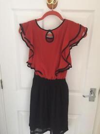 Dress H&M, primark