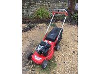 Efco lawn mower