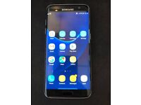 Samsung S7 Edge in perfect condition and unlocked to all networks
