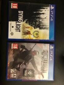 Dying Light and The Revolution PS4