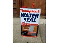 Thompsons Waterseal 5 litre new