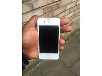 iPhone 4S 16GB, Mint Condition, Locked to 02