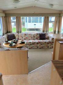 Perfect Starter 2x Bed Static Caravan - Hayling Island