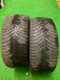 Two winter tyres 225/45/R17