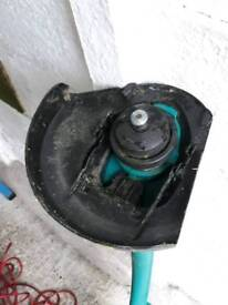 For sale Bosch grass trimmer electric works but needs a new cutting reel