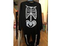 Skelton costume