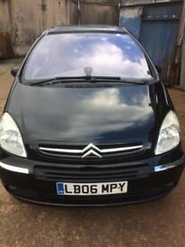 Citroen xsara Picasso exclusive. 1.6hdi