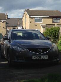 Mazda 6 diesel TS2 new shape