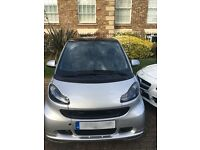 ***AMAZING*** SMART ***2010 **BRABUS** CAR** XCLUSIVE** IN SLIVER VERY RARE CAR