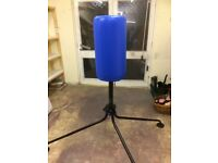 Punch Bag.Power Box. Unused. Free standing