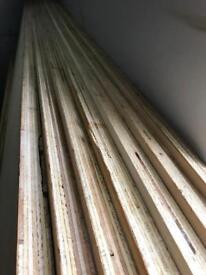 25mm exterior plywood 8x4