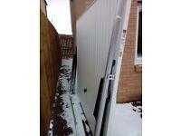 Up and Over Hormann Garage door 7' x6'6'' (2170 x 1970mm)