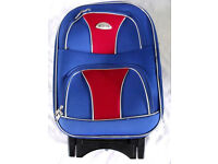 Childrens/Kids Cabin Luggage Carry On Trolley Suitcase