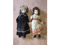 Haunted Doll Twins