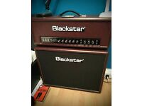 Handwired Blackstar Artisan 30 head with matching 2x12 cabinet