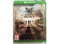 State of Decay, excellent condition