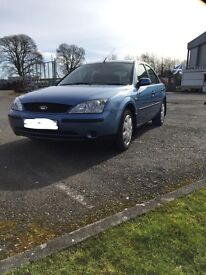 Ford mondeo LX 60K miles! Reduced price! 1.8 petrol with 1 years MOT