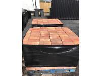 Reclaimed Belfast brick!