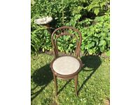Bentwood classic cafe style chair
