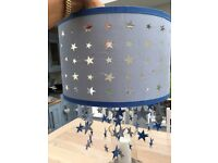 Laura Ashley star light shade