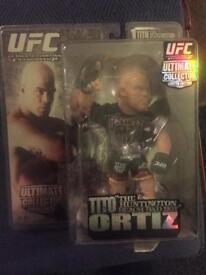 UFC TITO ORTIZ FIGURINE - Round 5