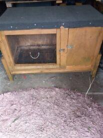 Large Rabbit hutch or Chicken hutch