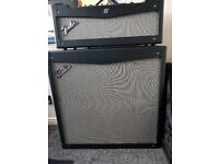 Fender Mustang V Head and Cab