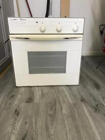 White electric oven - Full working clean order