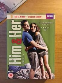 Him and her complete boxset series 1-4