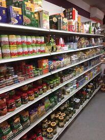 Shop shelving