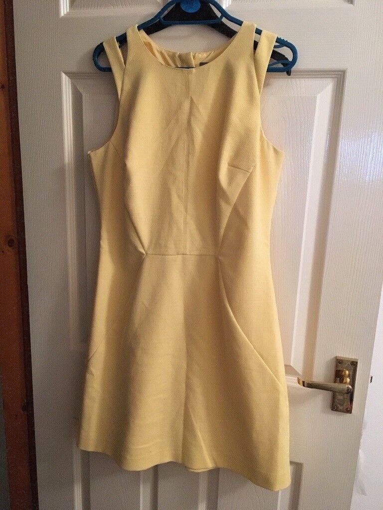 Next yellow dress