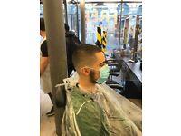 Italian mobile barber/or home based