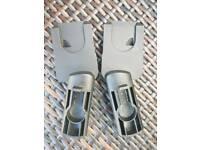 Quinny Buzz adaptors for Maxi Cosi car seat